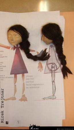 Marionettehair